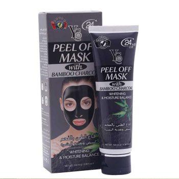 YC Bamboo Charcoal Peel Off Mask