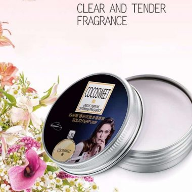 cocosweet solid perfume