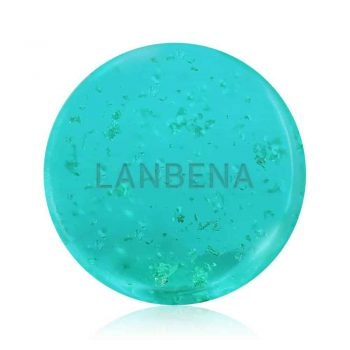 lanbena 24k gold handmade soap