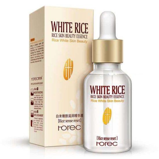 ROREC White Rice Essence Moisturizing Serum