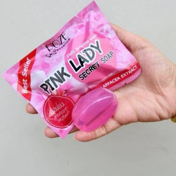pink lady secret soap