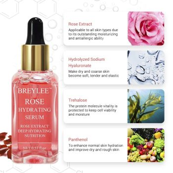 BREYLEE Rose Nourishing Serum