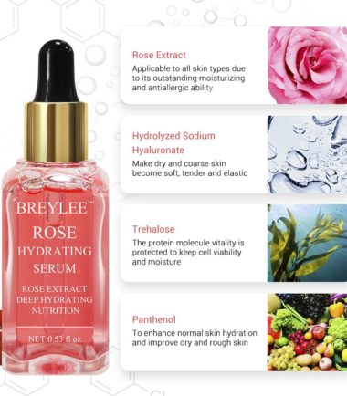 BREYLEE Rose Nourishing Serum