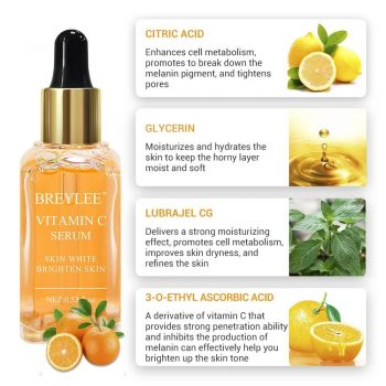BREYLEE Vitamin C Whitening Serum
