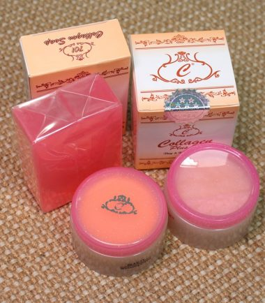 Collagen Day night cream with soap bd