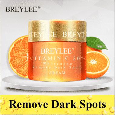 breylee vitamin c whitening facial cream