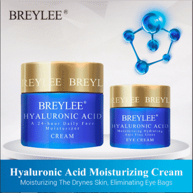 Breylee Hyaluronic Acid Moisturizing Cream