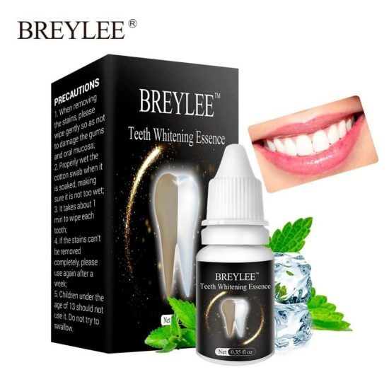 breylee teeth whitening essence price