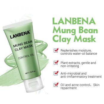 LANBENA Mung Bean Clay Mask