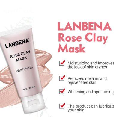 LANBENA Rose Clay Mask