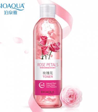 bioaqua rose petals toner bd
