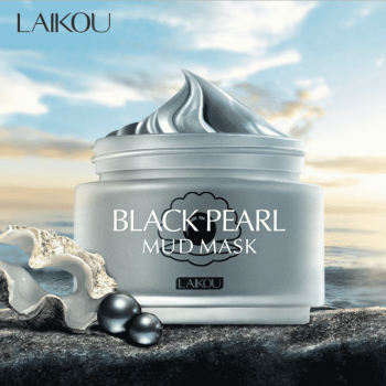 Laikou Black Pearl Mud Mask