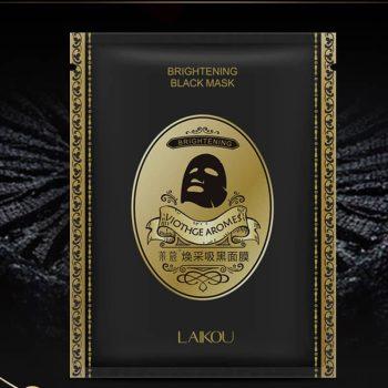 LAIKOU Brightening Black Mask