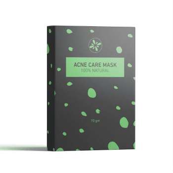 skin cafe acne care mask