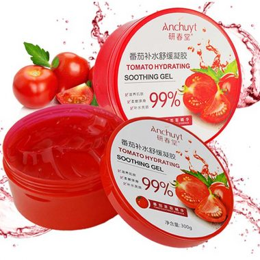 Anchuyt tomato hydrating soothing gel