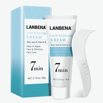 lanbena hair removal cream