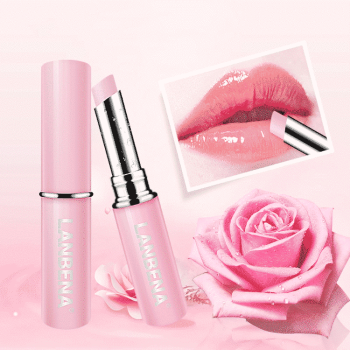 lanbena rose lip balm