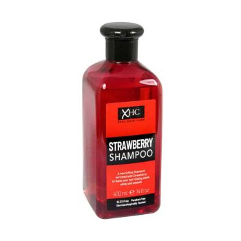 Strawberry shampoo