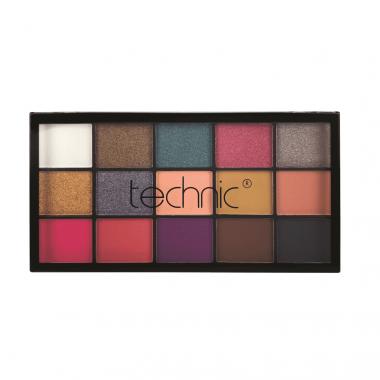 technic vacay eye shadow palette