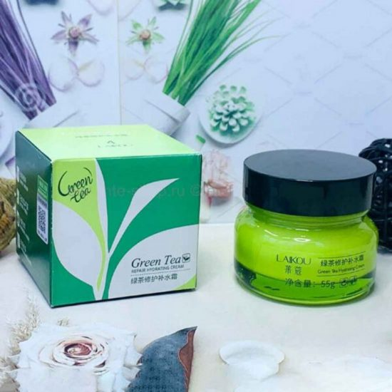 LAIKOU Green Tea Hydrating Cream - 55ml
