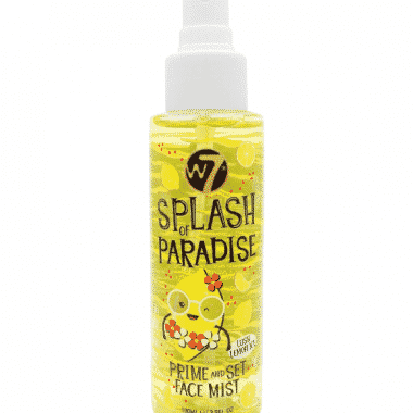 Splash Of Paradise Prime And Set Face Mist - Lush Lemon Ice