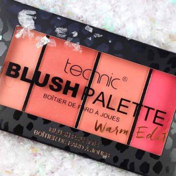 Technic Blush Palette