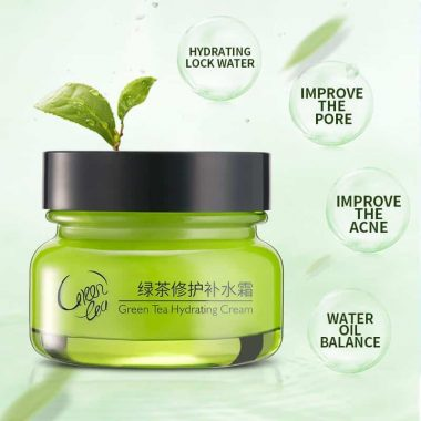 laikou green tea cream