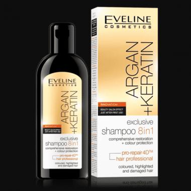 eveline argan shampoo