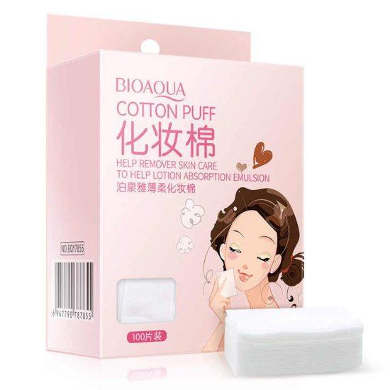 bioaqua cotton puff