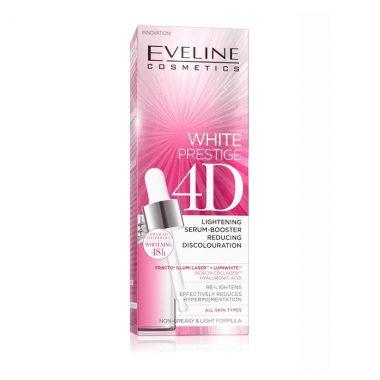 Eveline white prestige 4d lightening serum