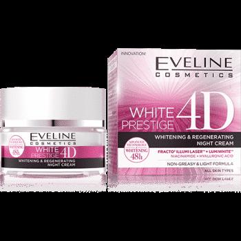 Eveline 4d whitening night cream