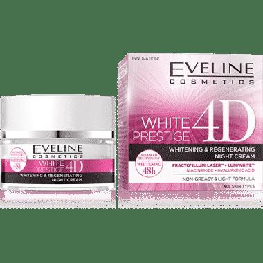 EVELINE White Prestige 4D Whitening Day Cream 50ml