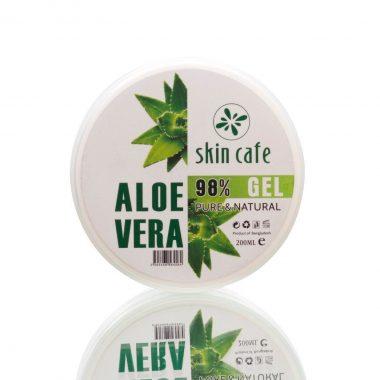 skin cafe aloe vera gel 98%