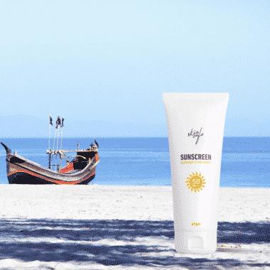skin cafe sunscreen