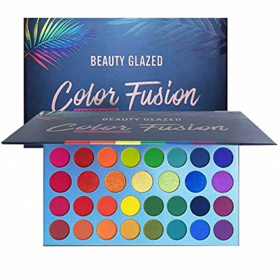 Beauty Glazed Color Fusion Eyeshadow Palette