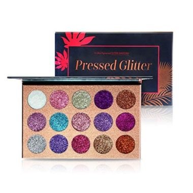 Beauty Glazed Glitter Eyeshadow Palette