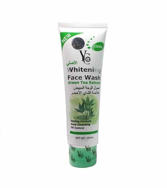 YC Green Tea Face Wash