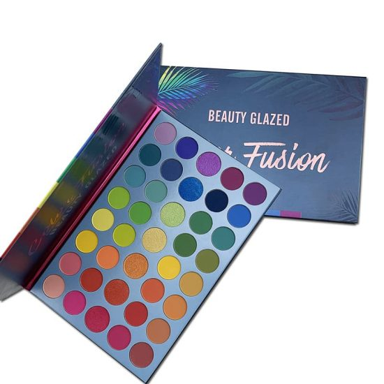 Beauty Glazed Colors Fusion