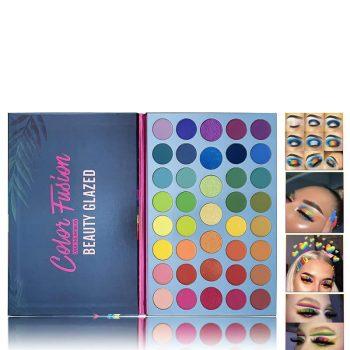 Beauty Glazed Colors Fusion