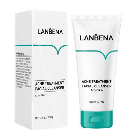 LANBENA ACNE TREATMENT CLEANSER - 100ml