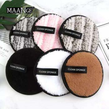 Maange Makeup Cleansing Sponge - Big