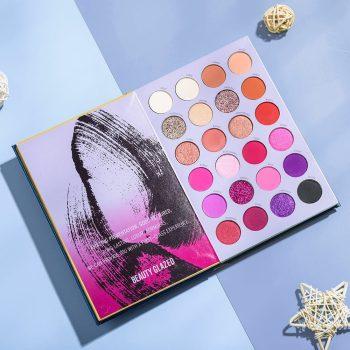 Beauty Glazed shades Palette 1