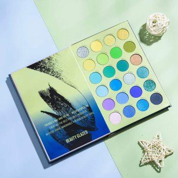 Beauty Glazed shades Palette 3