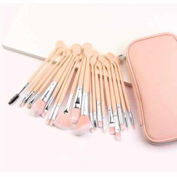 maange 20 pcs makeup brush sets
