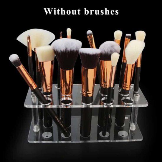 maange makeup brush holder