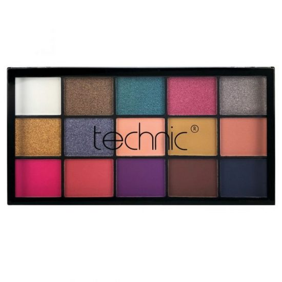 Technic Vacay Eyeshadow Palette