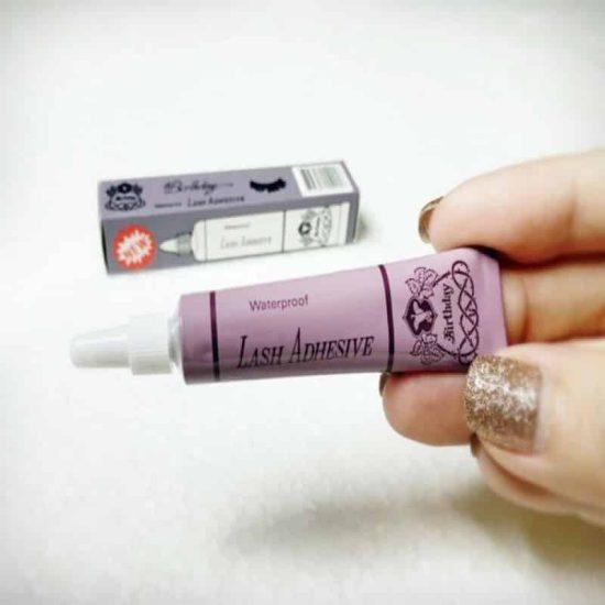 birthday eyelash adhesive glue