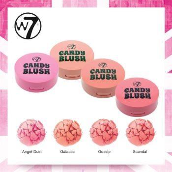 w7 candy blush
