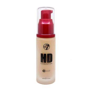 w7 hd foundation early tan