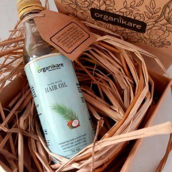 Organikare Handmade Hair Oil